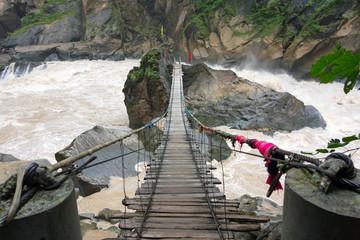 Brücke über den Yangtse