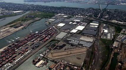 Cargo Dock, Dockyard, Freight, Shipping Industry