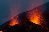 Eruption Etna - 2014