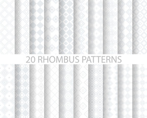 20 geometric pattern