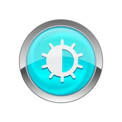 Glossy Vector Icon