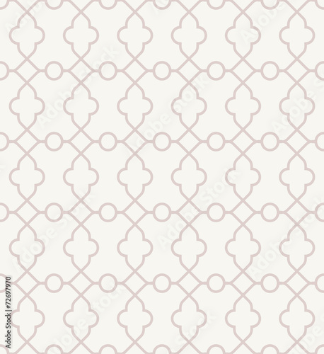 Geometric Seamless Vector Abstract Pattern - 72697970