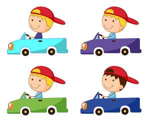 Box car kid