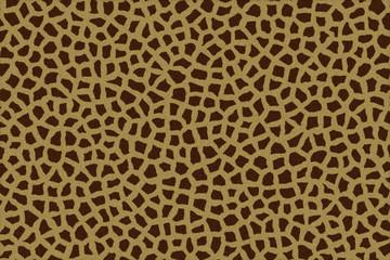 Abstract print giraffe  seamless pattern