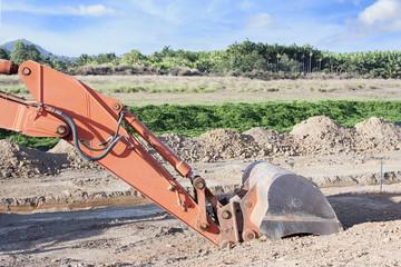 excavator 1703