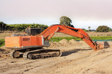excavator 1701
