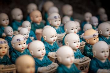 Figurines at Haedong Yonggungsa