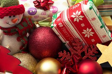 Christmas cherity