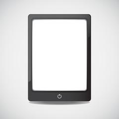 Computer tablet touchscreen