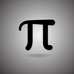 mathematic Pi icon