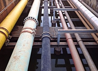 Pipeline to transport and industry