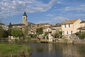 Village de Sanxay, 86