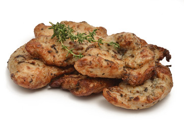 Gegrillte Hähnchenbrust-Filets