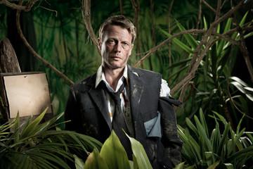 Business jungle survivor