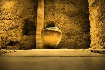 Cordoba Omeyan baths jar