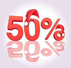 Christmas Sale - 50%