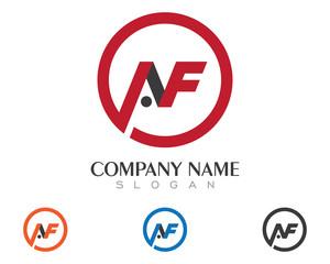 AF Logo Template 1