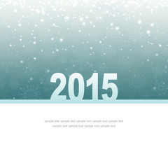 New Year Greeting Card