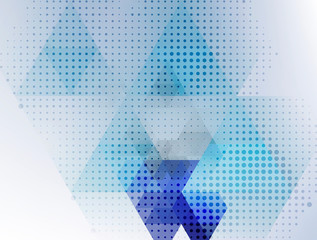 abstrakt technologie konzept