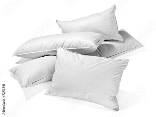 feather pillows - 72713941