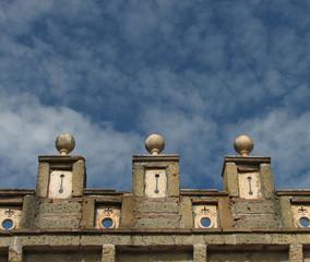 Colonne, Architettura