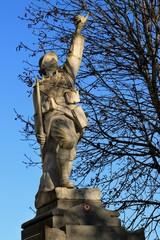 Monument aux morts.
