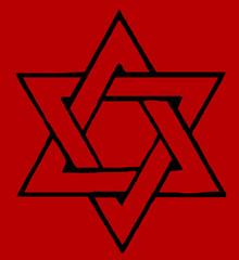Red Star of David