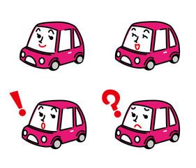車 キャラクター