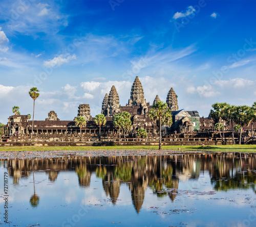 Papiers peints Con. Antique Angkor Wat