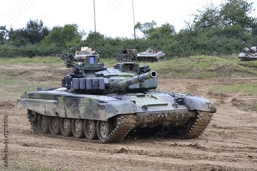 Tank T-72 M4 - 72718970