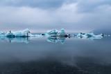 Fototapety Reflet d'iceberg