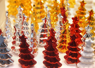 Figurines Christmas tree