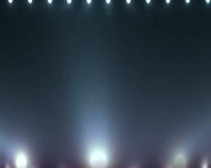 огни на концерте