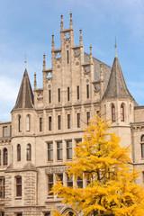 Braunschweig - Rathaus - Altbau - Bezirksregierung