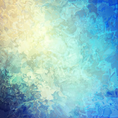 Fantasy Abstract Vector Background