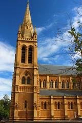 St Peter's Cathedral in Adelaide