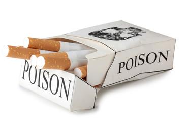 Box of cigarette