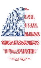 USA finer flag