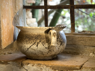 Orinal antiguo de porcelana