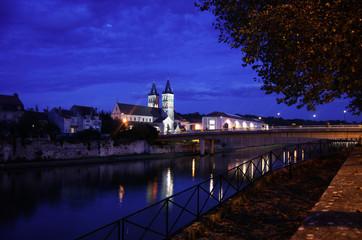 Melun de nuit, Seine et Marne