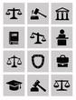 justice icon - 72725747