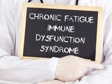 Chronic fatigue syndrome immune dysfunction syndrome poster