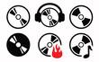 cd icon - 72726500