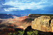 Paysage du Grand Canyon, AZ