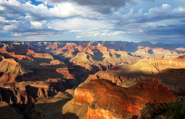 Paysage du Grand Canyon USA