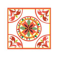 Элемент русского орнамента