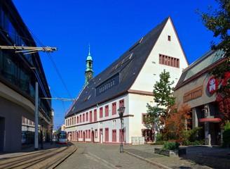 Zwickau Gewandhaus - Zwickau theatre 01