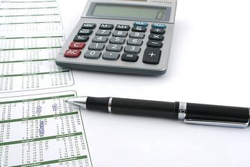 Kalender und Taschenrechner