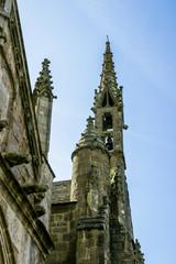 Clocher église Saint-Ronan