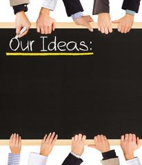 Ideas list